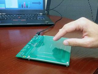 Технология GestIC –  распознавание жестов в 3-х мерном пространстве