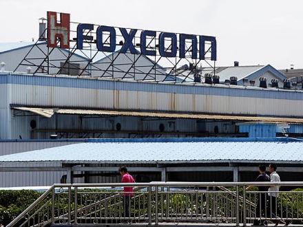 Тайваньская компания Foxconn не успевает производить смартфон iPhone 5 в необходимых объемах