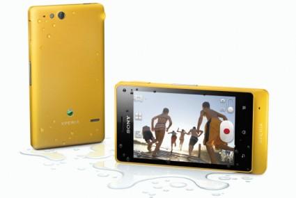 Телефон Sony Xperia Go